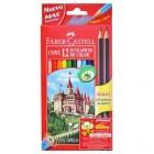 Pinturitas Faber Castell ECO x12 largos